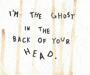 text, ghost, and foals image