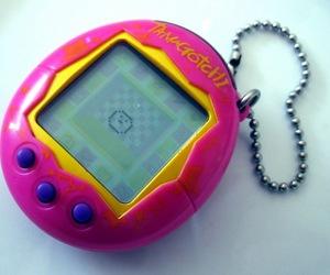 tamagotchi, childhood, and game image