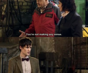 doctor who and 11th doctor image