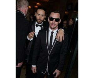 brothers, jared leto, and golden globes image