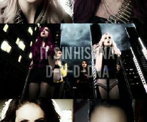 music video, girlband, and mixers image