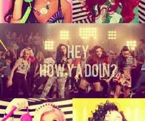music video, girlband, and how ya doin image