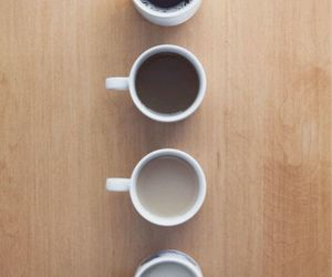 coffee, cups, and vintage image
