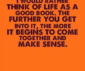 book, reading, and life image