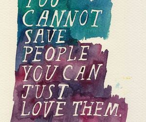 love, quote, and save image