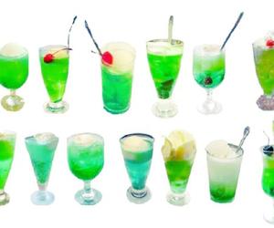green and soda image