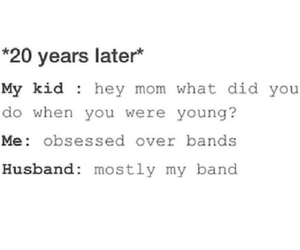 band and funny image