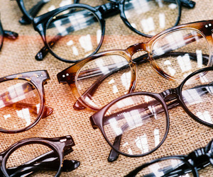 glasses and style image