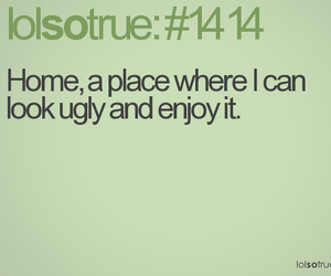 lolsotrue, funny, and home image