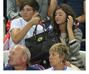 funny, tom daley, and louis tomlinson image