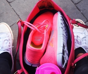 nike, motivation, and pink image