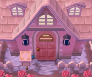animal crossing, house, and kawaii image