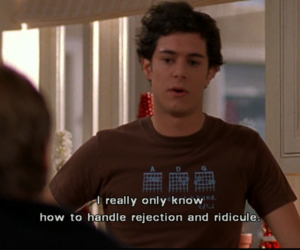 quote, ryan, and seth cohen image