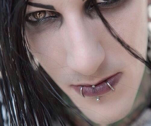 chris motionless and chris cerulli image