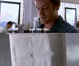 Dexter and empty image