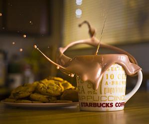 Cookies, coffee, and food image