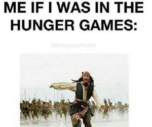 survive, the hunger games, and mockingjay image