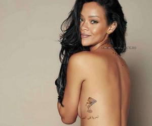 beautiful, tattoo, and riri image