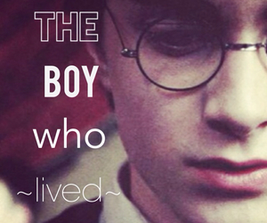 daniel radcliffe, harry potter, and the boy who lived image