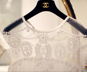 chanel, fashion, and white image