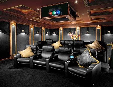 luxury and modern home theater design - - Home Design and ... on modern luxury home theatre, modern theatre characteristics, modern onstage theatre,