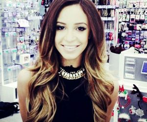 danielle peazer, girl, and icon image
