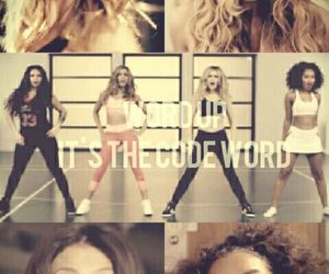 sport relief, girlband, and word up image