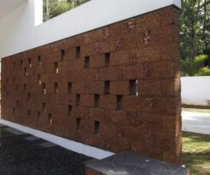 decoration., beautiful open space, and stylish yard fence image