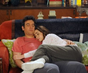 couple, how i met your mother, and ted mosby image
