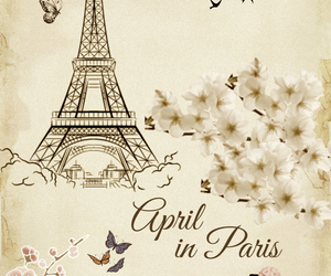 april, city, and france image