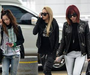 2ne1, CL, and dara image