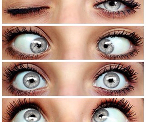 eyes and green image