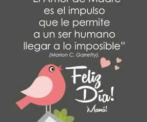 day, frases, and mom image