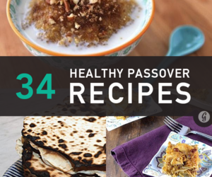 healthy, passover, and recipes image