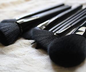 Brushes, fashion, and girl image