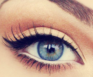 Best, eyes, and make-up image