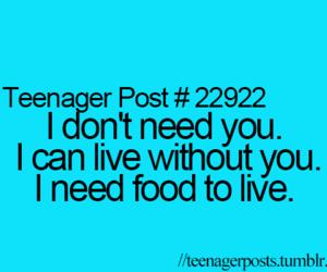 teenager and teenager post image