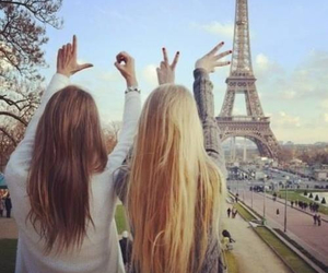 paris, love, and friends image