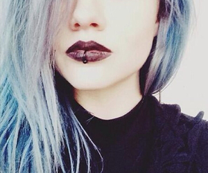 grunge and piercing image