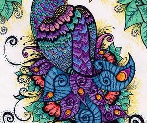 zentangle colors image