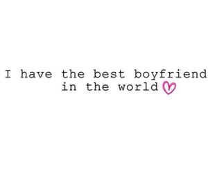 <3, boyfriend, and world image
