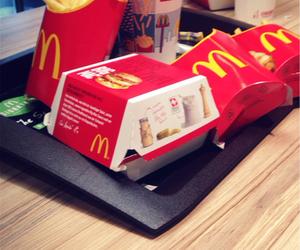 burger, food, and Mc image