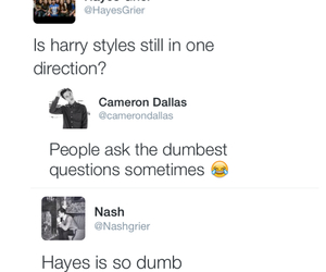 cameron, lol, and nash image