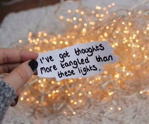 christmas, light, and quotes image