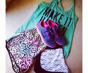 clothes, fit, and sport image