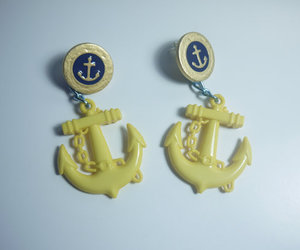 anchor, beautiful, and etsy image