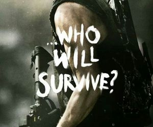the walking dead, daryl dixon, and daryl image