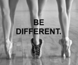 quote and ballet image