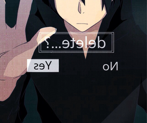anime, anime boy, and kagerou project image