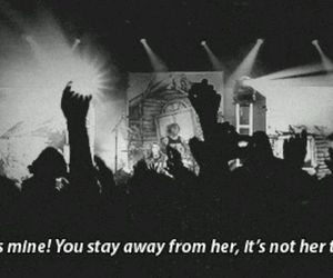 music, pierce the veil, and quote image